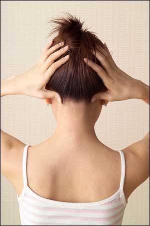 acupressure point neck