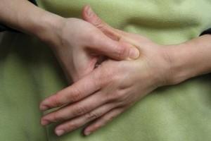 acupressure points hand